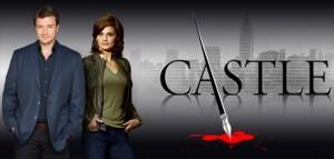 Castle starring Nathan Fillion & Stana Katic.