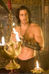 Prince of Persia: The Sands of Time starring Jake Gyllenhaal