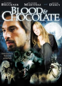 Blood and Chocolate starring Hugh Dancy and Agnes Bruckner