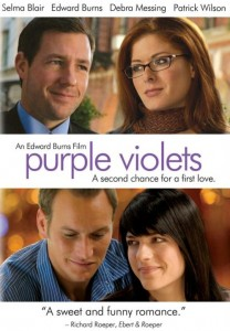 Purple Violets starring Debra Messing, Patrick Wilson, Edward Burns & Selma Blair.