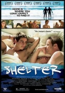 Shelter starring Trevor Wright & Brad Rowe