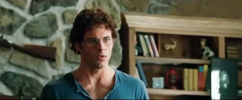 James Marsden in Straw Dogs