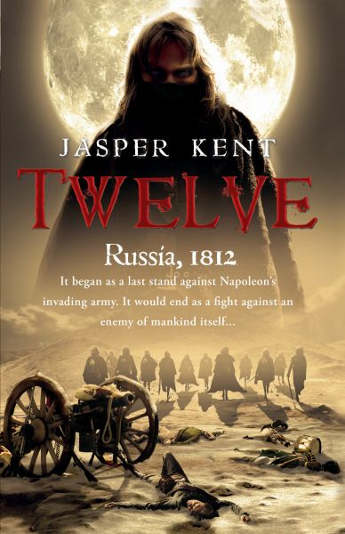 Twelve, Jasper Kent