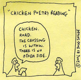 Chicken Poetry