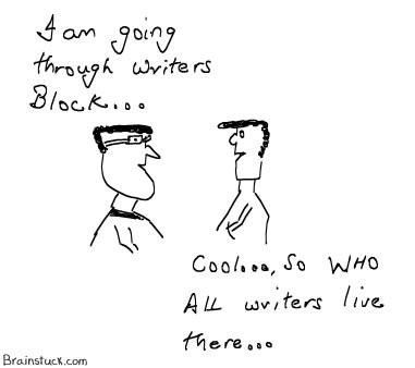 non-writer cluelessness-brainstuck.com