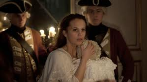 Alicia Vikander, A Royal Affair