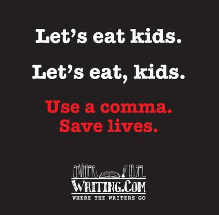 punctuation funny image