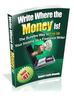 write where the money is e-book