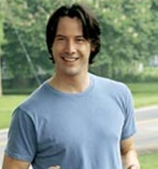 Keanu Reeves, something' gotta give