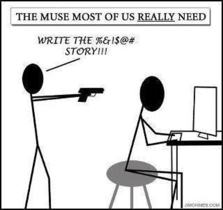 Image result for cartoons about writers